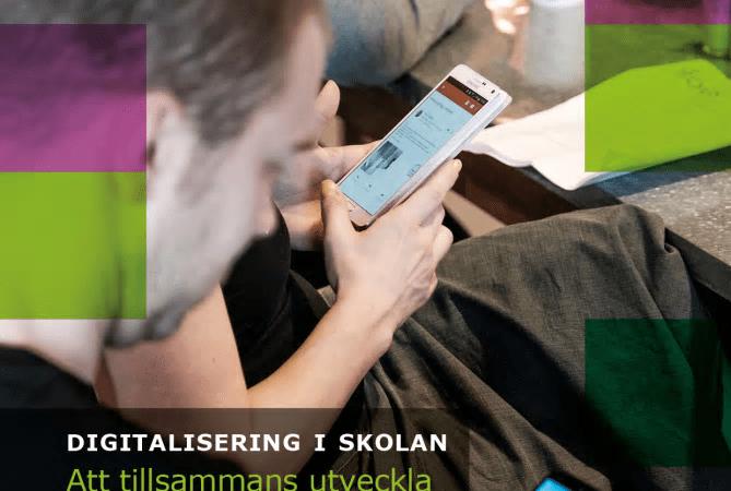 Att tillsammans utveckla digital kompetens