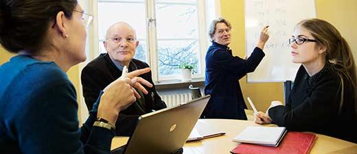 Ny vidareutbildning för rektorer i Gävleborg