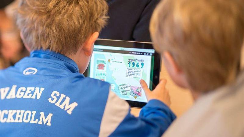 Internetmuseum öppnar utställning för barn