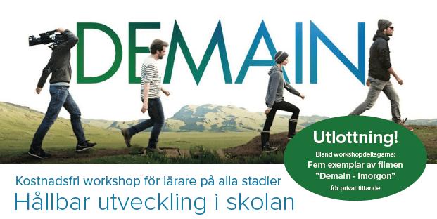Netsmart och Lärarnas Riksförbund arrangerar workshops för hållbar utveckling på Skolforum