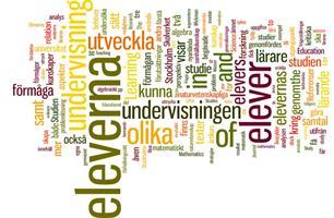 Konferens om forskning för lärare, av och med lärare