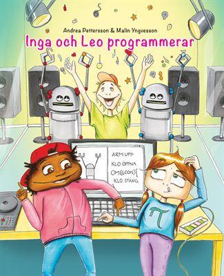 Ny barnbok om programmering