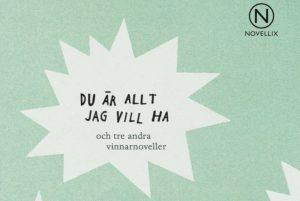 Fyra noveller av åttondeklassare blir bok efter nationell novelltävling 3
