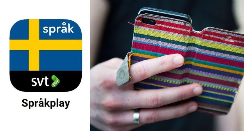 SVT Språkplay ökar integrationen i Sverige