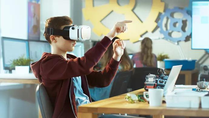 Skolans digitala vision
