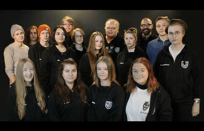 NTI Gymnasiet i Sundsvall deltar i NASA-projekt