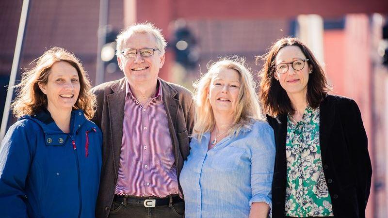 Internationellt Erasmus-projekt ska ge bättre trivsel och hälsa i svensk skola