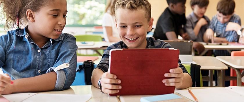 Få höga betyg med säkert och engagerande online-lärande