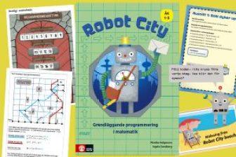 Natur & Kultur lanserar Robot City 3