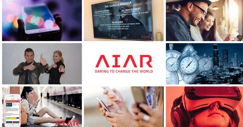 AIAR använder AI för att göra lärande personligt