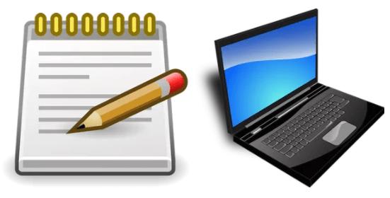 Papper eller dator?