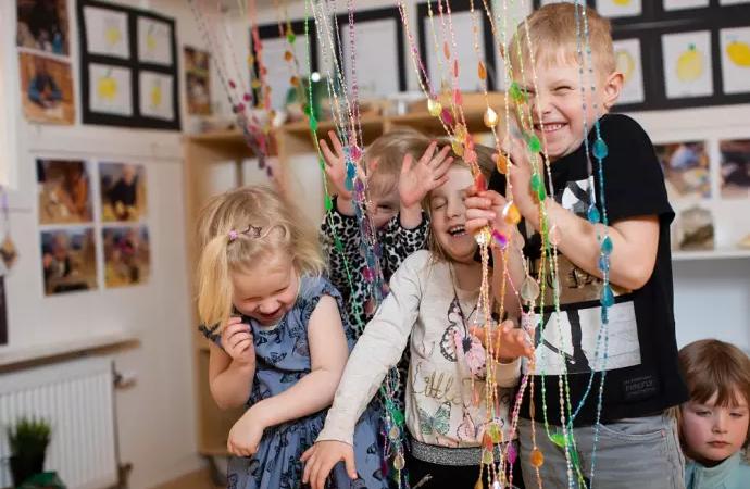Positivt med moderniserad läroplan för förskolan