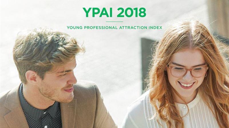 Trevliga kollegor och bra lön viktigast när young professionals inom IT väljer arbetsgivare