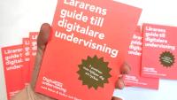 Natur & Kultur och Digilär guidar lärare till digitalare undervisning