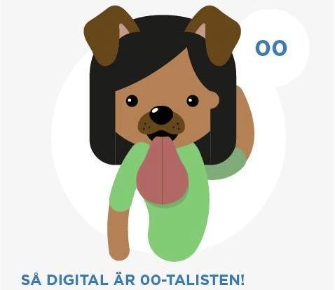 Internet – en självklarhet för 00-talisterna