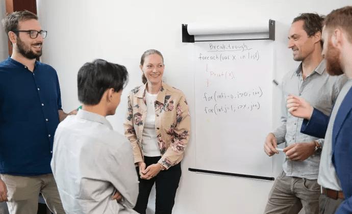 Academic Work intensivutbildar utvecklare till Acando