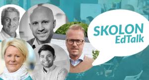 Skolon EdTalk kommer till Malmö - kostnadsfri fortbildning för skolvärldens IKT-intresserade 1
