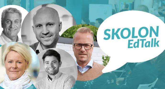 Skolon EdTalk kommer till Malmö – kostnadsfri fortbildning för skolvärldens IKT-intresserade