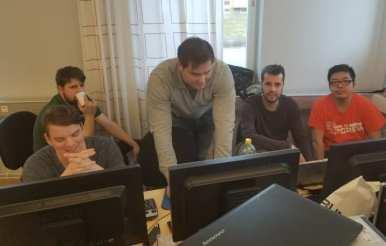 Högskolan i Skövde arrangerar NSA Hack Event – landskamp i hacking! 2