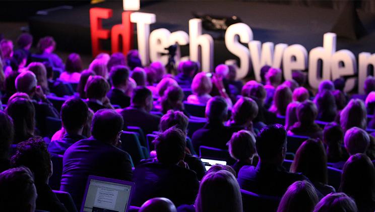 Möt framtiden på EdTech Sweden 2019