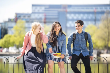 Tre procent fler antagna till höstens utbildningar vid MDH 1