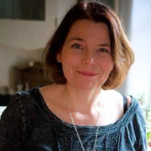 Gleerups författare Ingela Nilsson, nominerad till Guldäpplet 2019 1