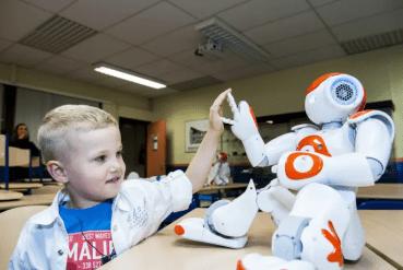 Kan sociala robotar hjälpa barn med autism? 3