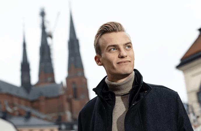 Årets Uppsalastudent hjälper nyanlända ingenjörer