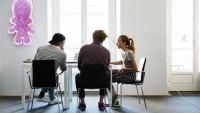 Berghs integrerar strategi och kreation i programmet Digital Design & Strategy