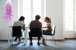 Berghs integrerar strategi och kreation i programmet Digital Design & Strategy 1