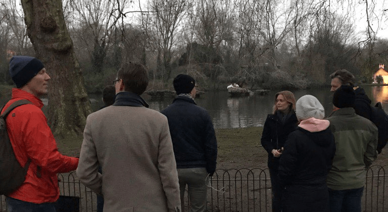 BETT-dagarna: Med Clio i London