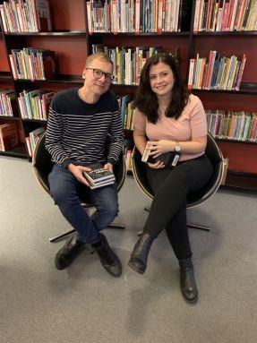 Läslust i en digital tid – ny bok gör det möjligt 1