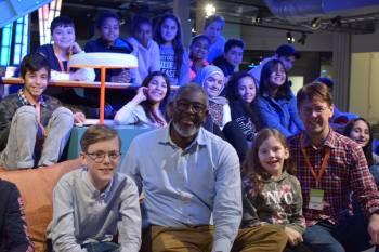 Microsoft stöttar teknikintresserade barn 1
