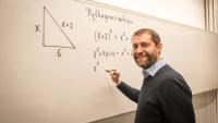 Daniel Carlsson får största lärarpriset