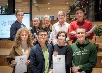 Åtta finalister utsedda till finalen av Unga Forskare 1