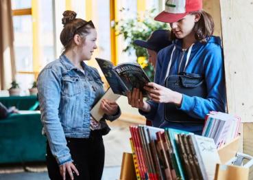 Sveriges biblioteksstatistik 2019: Stark e-bokstrend och något fler skolbibliotek 1