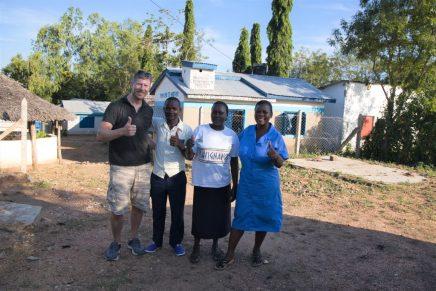 Projekt höjer it-kompetensen hos lärare i Kenya 1
