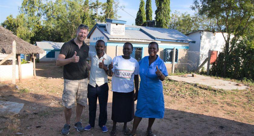 Projekt höjer it-kompetensen hos lärare i Kenya