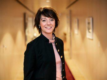 Matilda Ernkrans presenterar hur universitet och högskola förstärks inför hösten 1