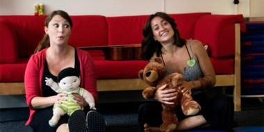 Sångstunder och föräldraskapsstöd på skärmen när öppna förskolan blir digital