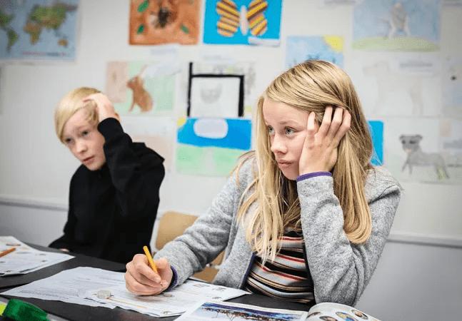 Undervisning i skolan och på distans för eleverna i årskurs 7-9 på Göteborgs kommunala skolor