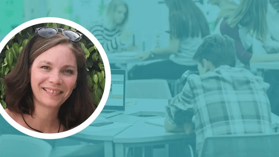 """""""Skolon är den digitala skolbänken som underlättar för lärares, elevers och IKT-pedagogers vardag"""""""