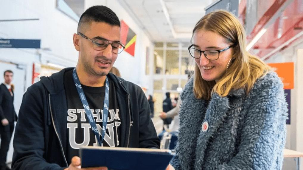 Öppet hus på Stockholms universitet – online