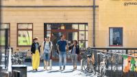 Elever på Realgymnasiet i Norrköping deltar på programmeringsvecka