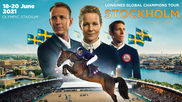 Nu släpps biljetterna till LGCT Stockholm & Stockholm Horse Week!