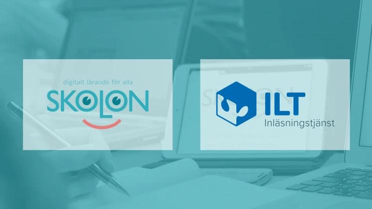 Teknisk integration för single sign-on och användarsynk till ILT:s tjänster nu live i Skolonplattformen