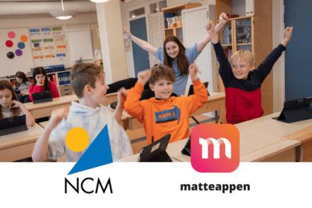 NCM och Matteappen förlänger sitt samarbete