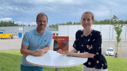 Lekolar presenterar sin hållbarhetsredovisning för 2020
