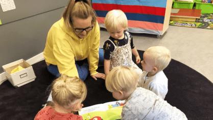 Fler pedagoger i Skaras förskolor