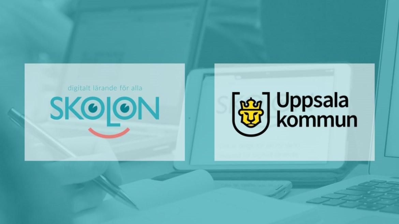Uppsala kommun väljer Skolon